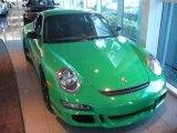 2008 Porsche 911 Green/Black