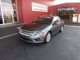 2011 Sterling Grey Metallic Ford Fusion SEL V6 #70407188