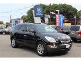 2010 Carbon Black Metallic Buick Enclave CXL AWD #70406802