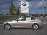 2013 Orion Silver Metallic BMW 3 Series 328i Sedan #70407175