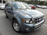 2010 Steel Blue Metallic Ford Escape Limited #70407162
