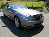 2013 Palladium Silver Metallic Mercedes-Benz S 550 Sedan #70406740