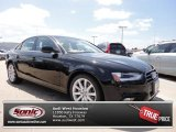 2013 Brilliant Black Audi A4 2.0T Sedan #70407124