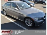 2010 Space Gray Metallic BMW 3 Series 328i Sedan #70407116