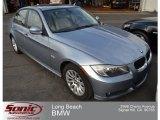 2009 Blue Water Metallic BMW 3 Series 328i Sedan #70407113