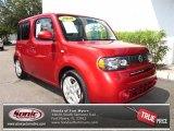 2009 Scarlet Red Nissan Cube 1.8 SL #70406698