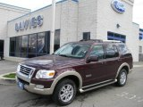 2006 Dark Cherry Metallic Ford Explorer Eddie Bauer 4x4 #7021908