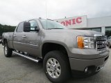 2013 GMC Sierra 2500HD Denali Crew Cab Data, Info and Specs