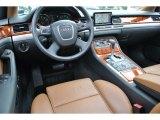 2009 Audi A8 Interiors