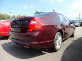 2012 Bordeaux Reserve Metallic Ford Fusion SE #70407343
