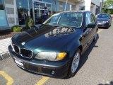 2003 Oxford Green Metallic BMW 3 Series 325i Sedan #70474600