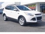 2013 White Platinum Metallic Tri-Coat Ford Escape SE 2.0L EcoBoost #70474263