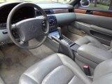 1993 Lexus SC Interiors