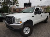 2004 Oxford White Ford F250 Super Duty XL SuperCab 4x4 #70474916