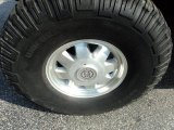 Hummer H1 1999 Wheels and Tires