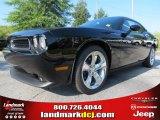 2013 Pitch Black Dodge Challenger SXT #70474224