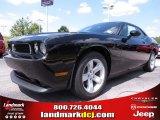 2013 Pitch Black Dodge Challenger SXT #70474221