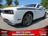 2013 Bright White Dodge Challenger R/T Classic #70474217