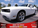 2013 Bright White Dodge Challenger SXT #70474216
