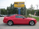 2006 Torch Red Ford Mustang GT Premium Coupe #70474892