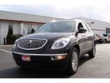 2009 Dark Crimson Metallic Buick Enclave CXL AWD #7022971