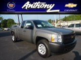 2013 Chevrolet Silverado 1500 Work Truck Extended Cab 4x4