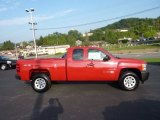 2013 Chevrolet Silverado 1500 Work Truck Extended Cab 4x4 Exterior