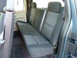2013 Chevrolet Silverado 1500 LS Extended Cab 4x4 Rear Seat