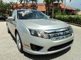 2010 Brilliant Silver Metallic Ford Fusion SEL #70474158