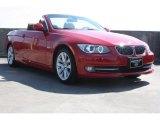 2011 Crimson Red BMW 3 Series 328i Convertible #70474846