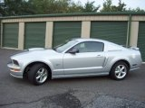 2007 Satin Silver Metallic Ford Mustang GT Premium Coupe #70474135
