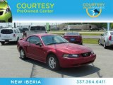 2003 Redfire Metallic Ford Mustang V6 Coupe #70474807