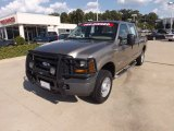 2007 Ford F250 Super Duty XL Crew Cab 4x4 Data, Info and Specs