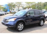 2010 Royal Blue Pearl Honda CR-V EX AWD #70474797