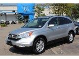 2010 Alabaster Silver Metallic Honda CR-V EX-L AWD #70474785