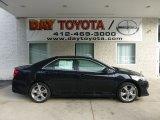 2012 Attitude Black Metallic Toyota Camry SE V6 #70474079