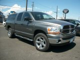 2006 Mineral Gray Metallic Dodge Ram 1500 SLT Quad Cab 4x4 #70474072