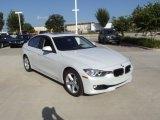 2012 Mineral White Metallic BMW 3 Series 328i Sedan #70474433