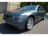 2003 Titanium Grey Metallic BMW 7 Series 745i Sedan #70474062