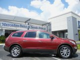 2011 Red Jewel Tintcoat Buick Enclave CXL #70474042