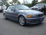 2002 Steel Blue Metallic BMW 3 Series 330i Convertible #70474020