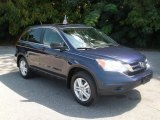 2011 Royal Blue Pearl Honda CR-V EX #70474720