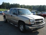 2003 Light Pewter Metallic Chevrolet Silverado 1500 LS Extended Cab 4x4 #70474317
