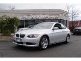 2009 Titanium Silver Metallic BMW 3 Series 328xi Coupe #7015441