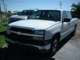 2004 Summit White Chevrolet Silverado 1500 LS Extended Cab #70540390
