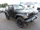 2010 Black Jeep Wrangler Rubicon 4x4 #70540508