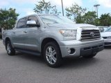 2008 Silver Sky Metallic Toyota Tundra Limited CrewMax #70540262