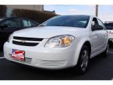 2007 Summit White Chevrolet Cobalt LS Sedan #7022976