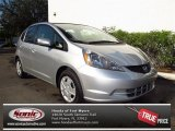 2013 Alabaster Silver Metallic Honda Fit  #70540241