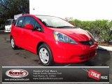 2013 Milano Red Honda Fit  #70540239
